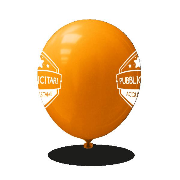 palloncini pubblicitari 2lati singolo
