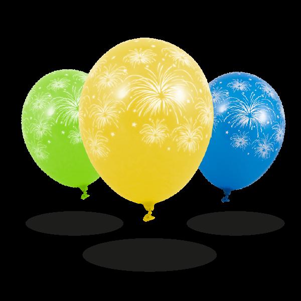 palloncini allaround fuochi
