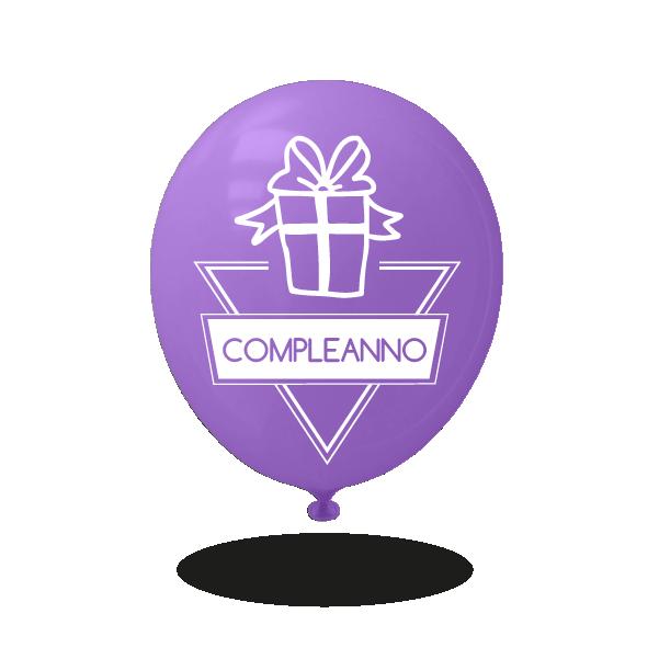 palloncini eventi singolo compleanno
